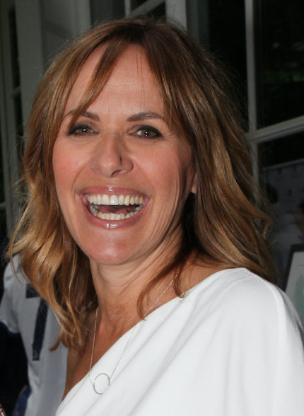 Carol Smillie is a hospice celebrity ambassador