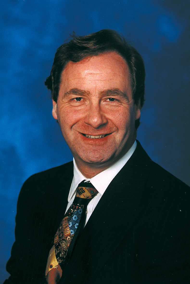 Sir Iain McMillan is an ambassador for The Prince & Princess of Wales Hospice