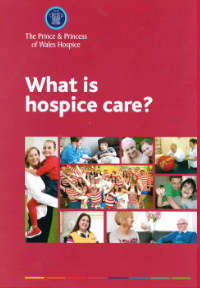 The Prince & Princess of Wales Hospice What is Hospice Care in English
