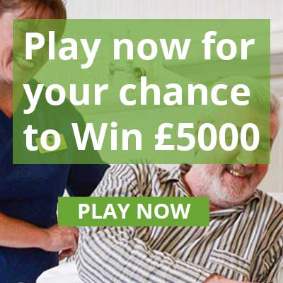 Play Glasgow's Hospice Lottery | PPWH