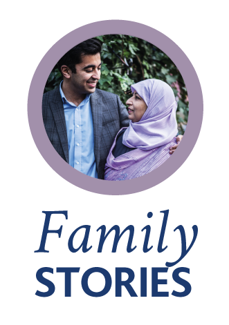 Family hospice stories